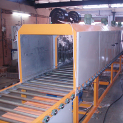 Tunnel Clam Shell Ovens Infrared Tunnel Oven Infrared