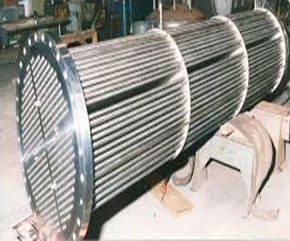 shell and tube type heat exchanger pdf