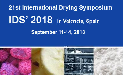 21st International Drying Symposium