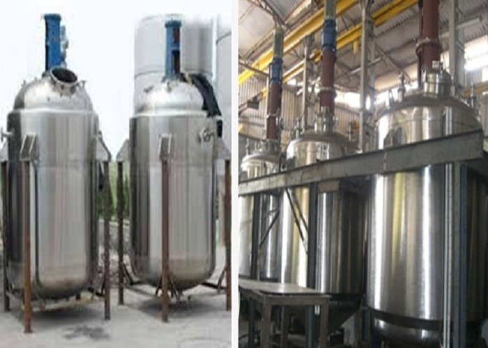 Reactors Continuous Stirred Tank Reactor Batch Reactor